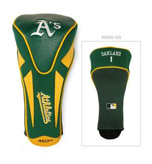 Oakland Athletics A's Golf Apex Headcover