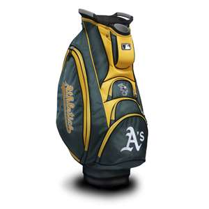 Oakland Athletics A's Golf Victory Cart Bag