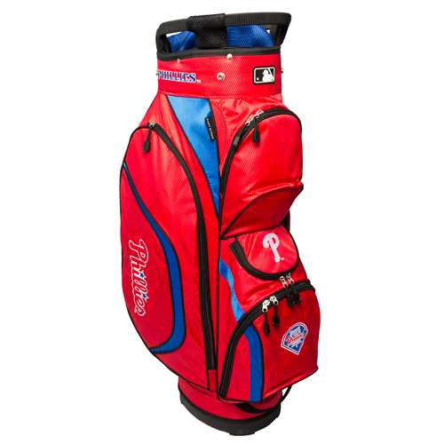 Philadelphia Phillies Golf Clubhouse Cart Bag
