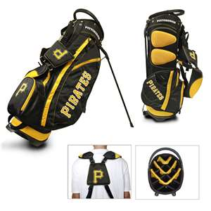 Pittsburgh Pirates Golf Fairway Stand Bag