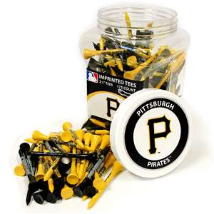 Pittsburgh Pirates Golf 175 Tee Jar