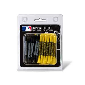 Pittsburgh Pirates Golf 50 Tee Pack 97155