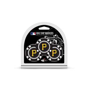 Pittsburgh Pirates Golf 3 Pack Golf Chip 97188