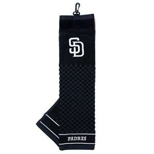 San Diego Padres Golf Embroidered Towel