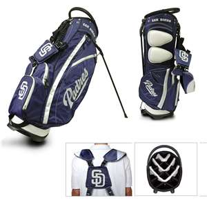 San Diego Padres Golf Fairway Stand Bag