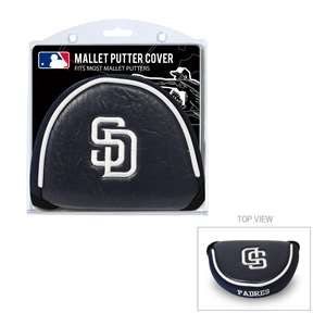 San Diego Padres Golf Mallet Putter Cover
