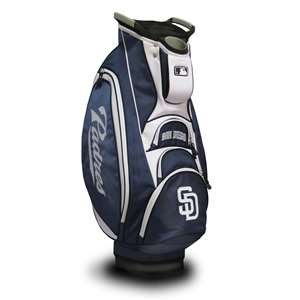 San Diego Padres Golf Victory Cart Bag 97273