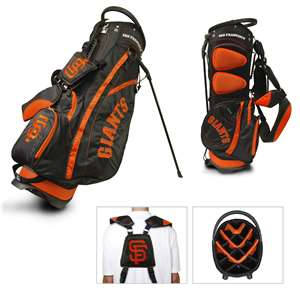 SAN FRANCISCO GIANTS Golf FAIRWAY STAND BAG