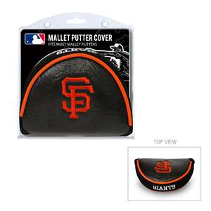 SAN FRANCISCO GIANTS Golf Club Mallet Putter Headcover