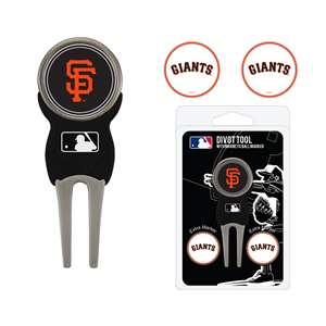 San Francisco Giants Golf Signature Divot Tool Pack