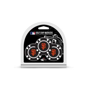 San Francisco Giants Golf 3 Pack Golf Chip