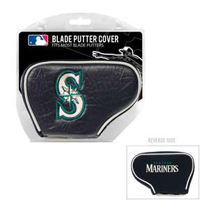 Seattle Mariners Golf Blade Putter Cover
