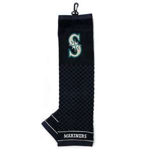 Seattle Mariners Golf Embroidered Towel