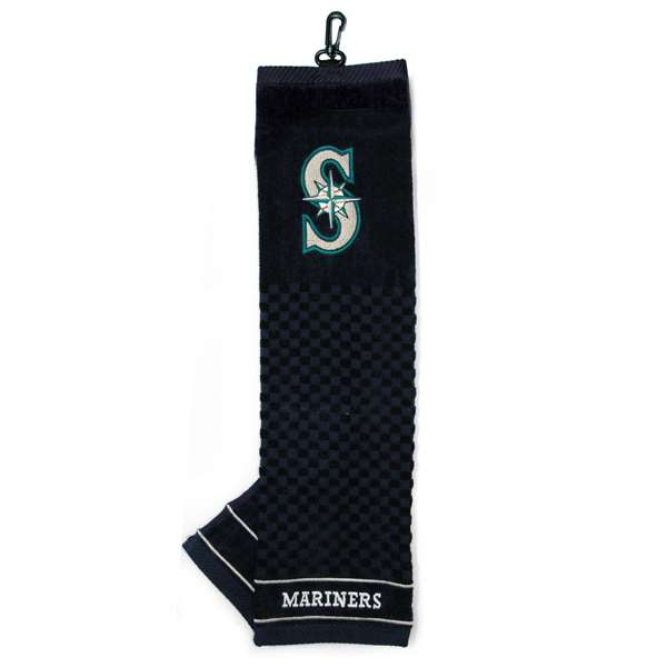 Seattle Mariners Golf Embroidered Towel 97410