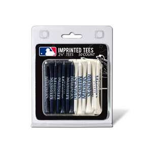 Seattle Mariners Golf 50 Tee Pack