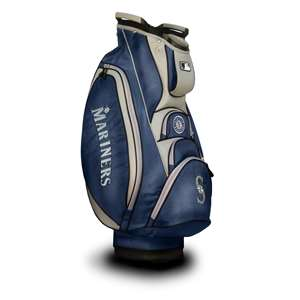 Seattle Mariners Golf Victory Cart Bag
