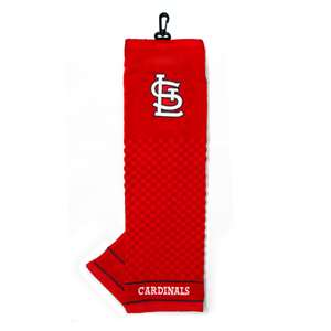 St. Louis Cardinals Golf Embroidered Towel 97510
