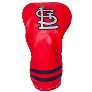 St. Louis Cardinals Golf Vintage Driver Headcover 97511