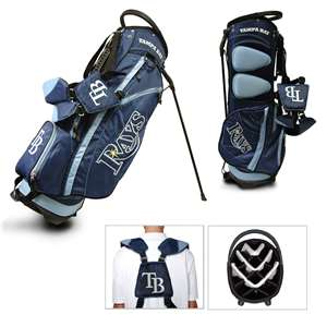 Tampa Bay Rays Golf Fairway Stand Bag