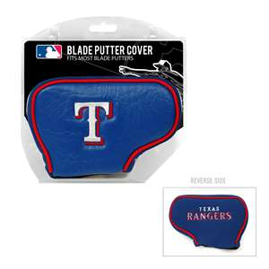 Texas Rangers Golf Blade Putter Cover