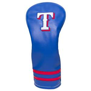 Texas Rangers Golf Vintage Fairway Headcover