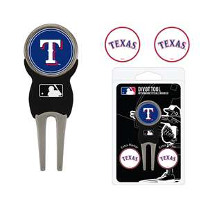 Texas Rangers Golf Signature Divot Tool Pack  97745