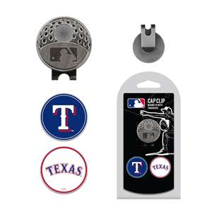 Texas Rangers Golf Cap Clip Pack