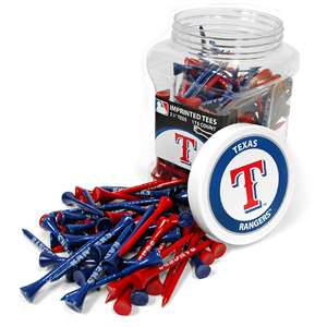 Texas Rangers Golf 175 Tee Jar