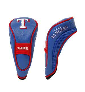 Texas Rangers Golf Hybrid Headcover