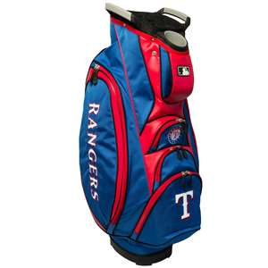 Texas Rangers Golf Victory Cart Bag
