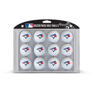 Toronto Blue Jays Golf Dozen Ball Pack 97803