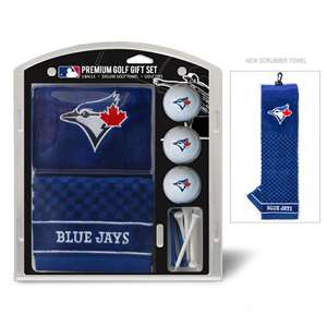 Toronto Blue Jays Golf Embroidered Towel Gift Set 97820