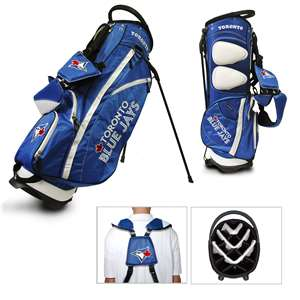Toronto Blue Jays Golf Fairway Stand Bag 97828