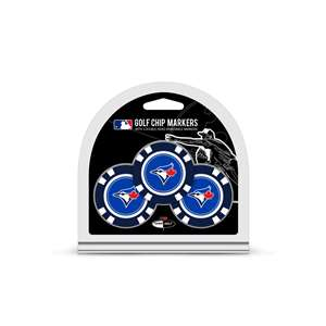 Toronto Blue Jays Golf 3 Pack Golf Chip 97888