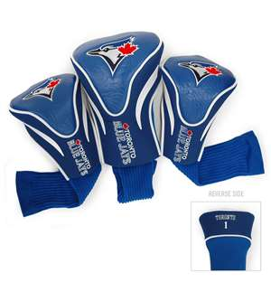 Toronto Blue Jays Golf 3 Pack Contour Headcover 97894