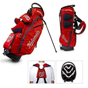 Washington Nationals Golf Fairway Stand Bag 97928