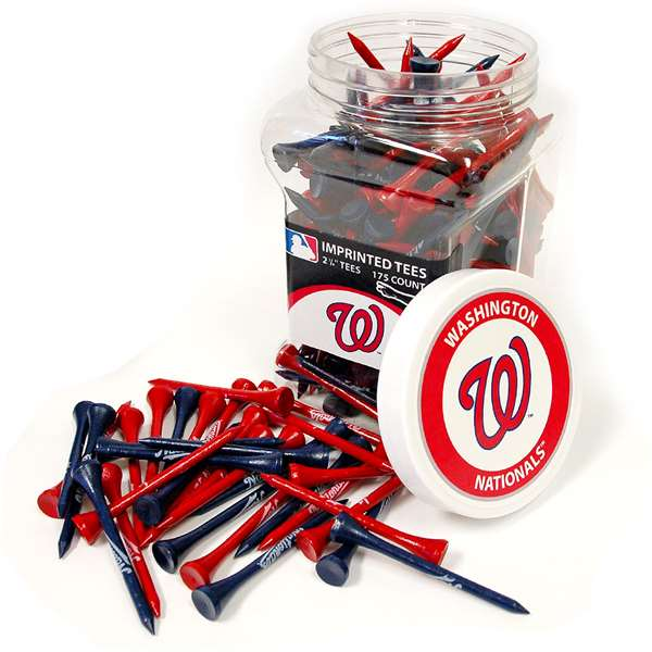 Washington Nationals Golf 175 Tee Jar 97951