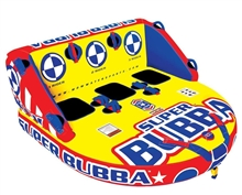World of Watersports Super Bubba 1-3 Rider Towable