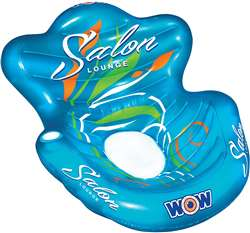 WOW Salon Louge 1P Towable Lake Float