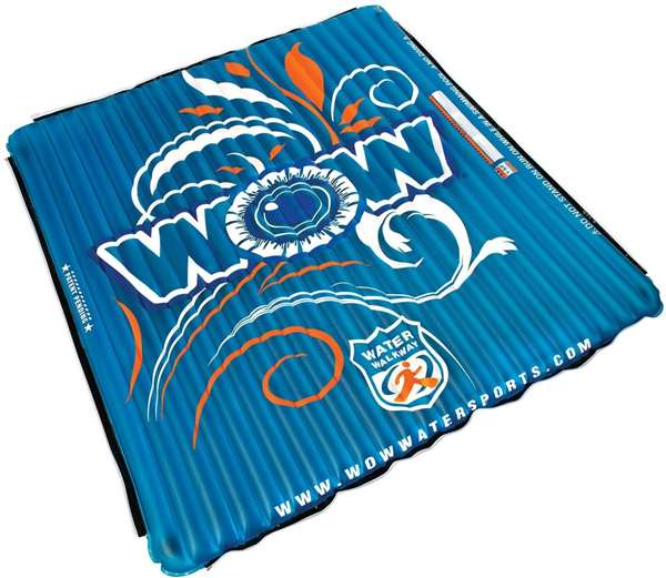 WOW Water Mat - 6x6 ft. Towable Lake Float
