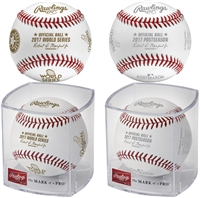 2017 World Series Rawlings Official Baseball Collection - Houston Astros