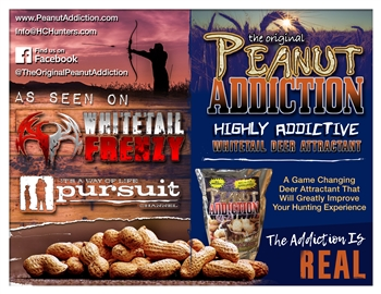 Peanut Addiction