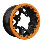 "Can-Am 12"" Beadlock for G2, G2L, G2S - Orange Crush 
