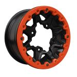 "Can-Am 12"" Beadlock - Can-Am Red 