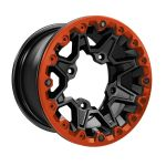 "Can-Am 14"" X DS Beadlock - Can-Am Red 