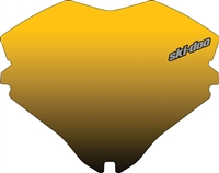 Low Fixed Windshield, Skidoo part number 860200472