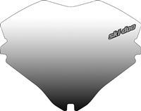 Low Fixed Windshield, Skidoo part number 860200474