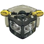 Ski-Doo Low Windshield and Side Deflector Kit (REV-XP) | 860200545