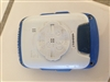 Edge 200 500 White/Blue Bottom Cover - Used