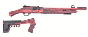 "MOGUL ULTRA SEMI AUTO RED FIREARM NON NFA 18.5"" 12GA"